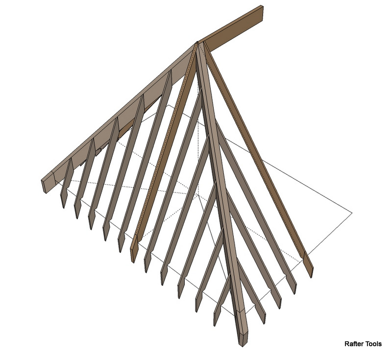 Roof Framing Geometry Rafter Tools For Iphone Rafter