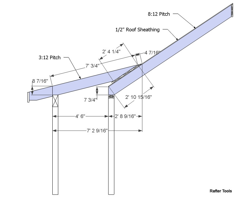 Rafter Tools For Android Apps Dormer Shed Roof Rafter